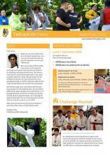 Usmg taekwondo septembre 2020