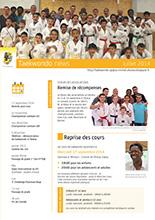 USMG TKD juillet 2014