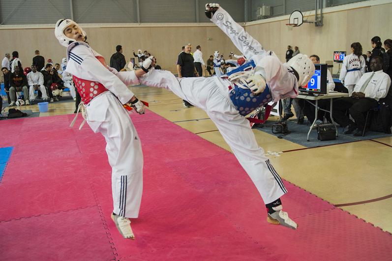 club taekwondo 93